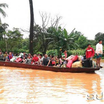 [Prachatai] ไปให้ไกลกว่าเขื่อนแตก: เสวนาสะท้อนทุน การเมือง ความจำเป็นกรณีเซเปียน-เซน้ำน้อย