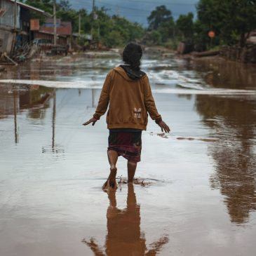 Flood beyond Nature:  Mekong dams' water, rights, responsibility, and the future together